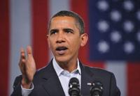 画像:オバマ大統領
