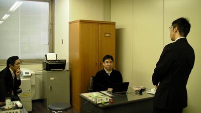 左:一戸先生 中央:板橋かずゆきさん 右:青森のジョブズ